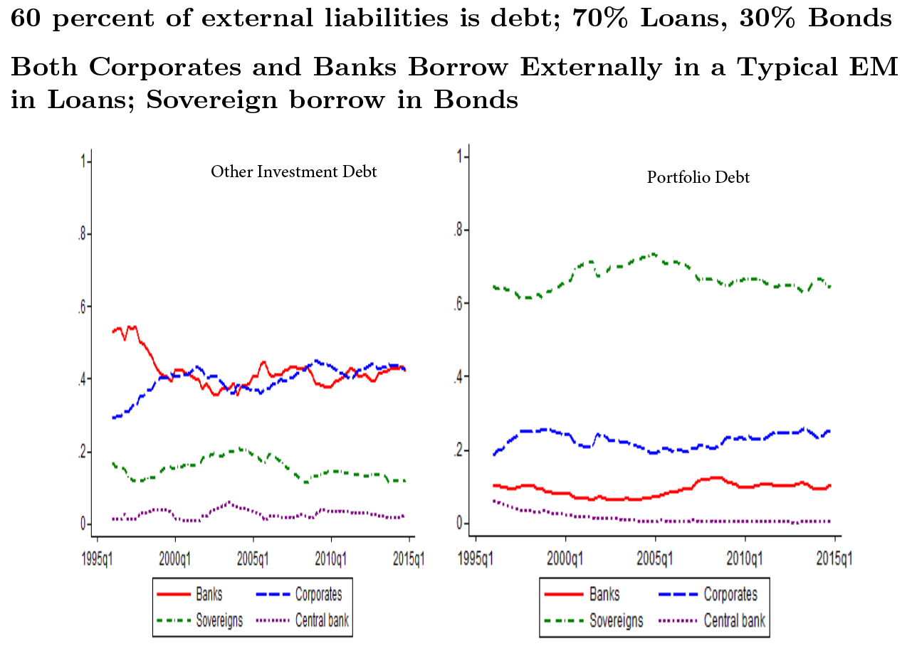 Figure 4  Which Sector Capital Flow Into? (Emerging Markets)